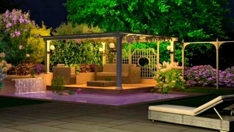iluminación-jardin